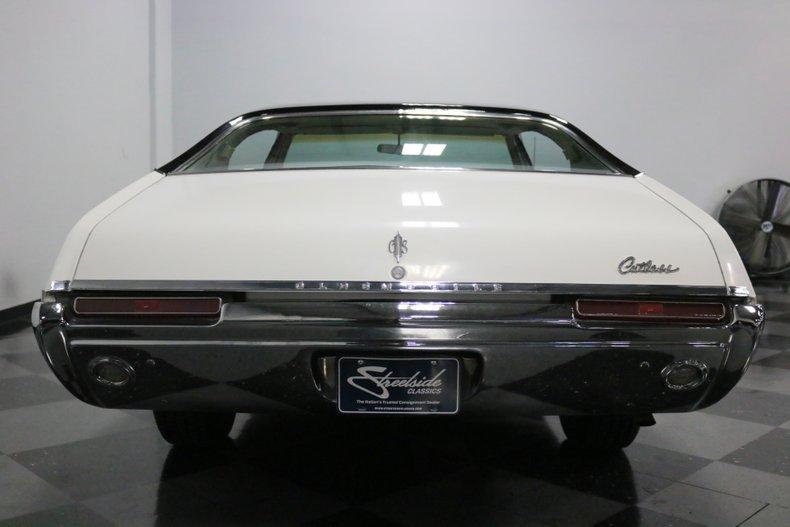 1968 Oldsmobile Cutlass 11