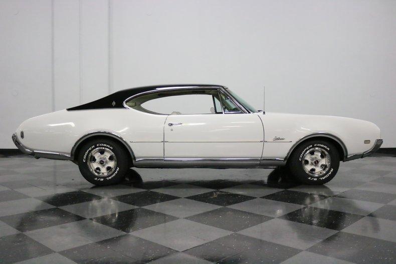 1968 Oldsmobile Cutlass 15