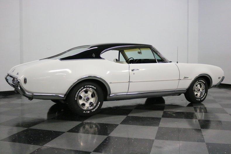 1968 Oldsmobile Cutlass 14