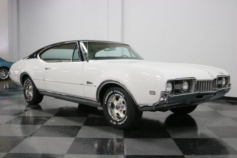 1968 Oldsmobile Cutlass 17