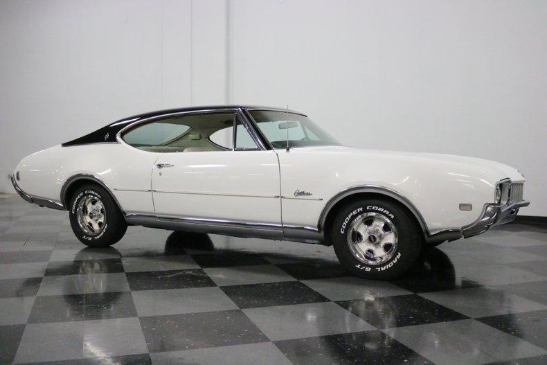 1968 Oldsmobile Cutlass 16