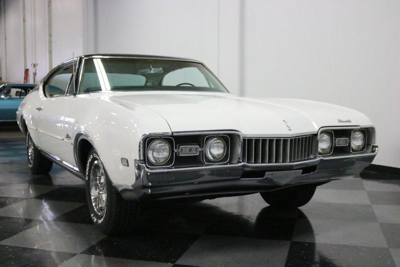 1968 Oldsmobile Cutlass 18