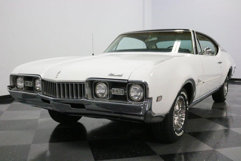 1968 Oldsmobile Cutlass 20