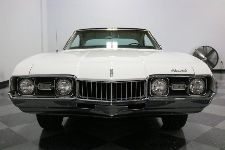 1968 Oldsmobile Cutlass 19
