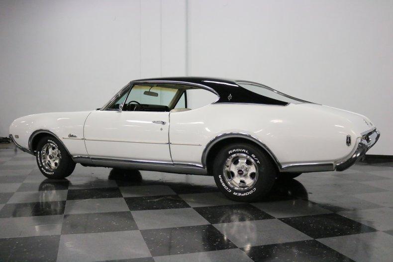 1968 Oldsmobile Cutlass 8