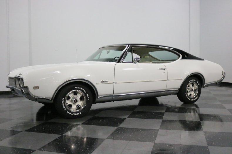 1968 Oldsmobile Cutlass 6