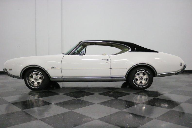 1968 Oldsmobile Cutlass 7