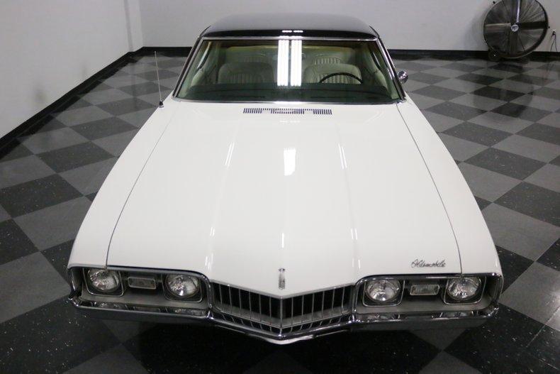 1968 Oldsmobile Cutlass 22