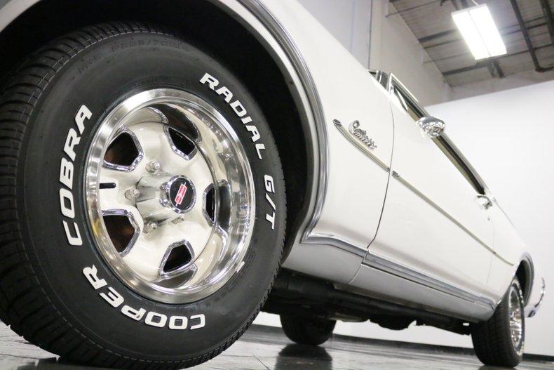 1968 Oldsmobile Cutlass 24