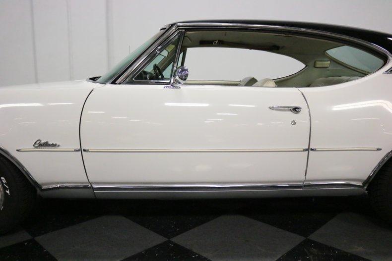 1968 Oldsmobile Cutlass 27