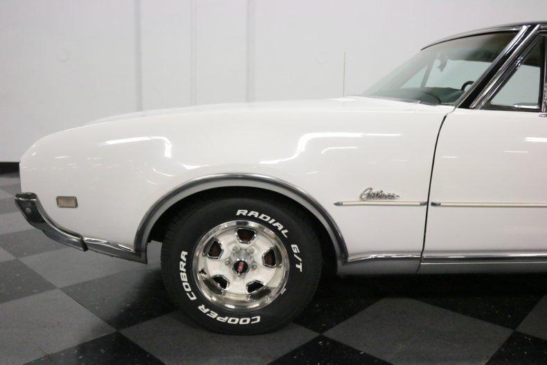 1968 Oldsmobile Cutlass 26