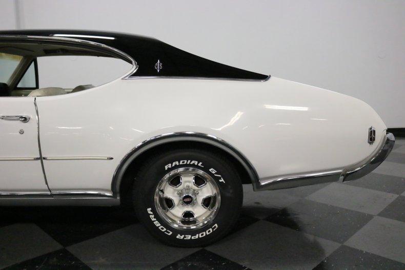 1968 Oldsmobile Cutlass 28
