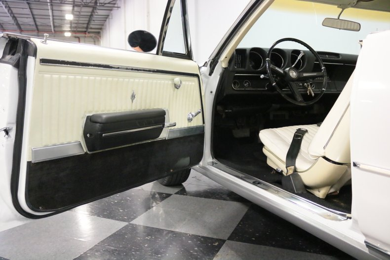 1968 Oldsmobile Cutlass 46