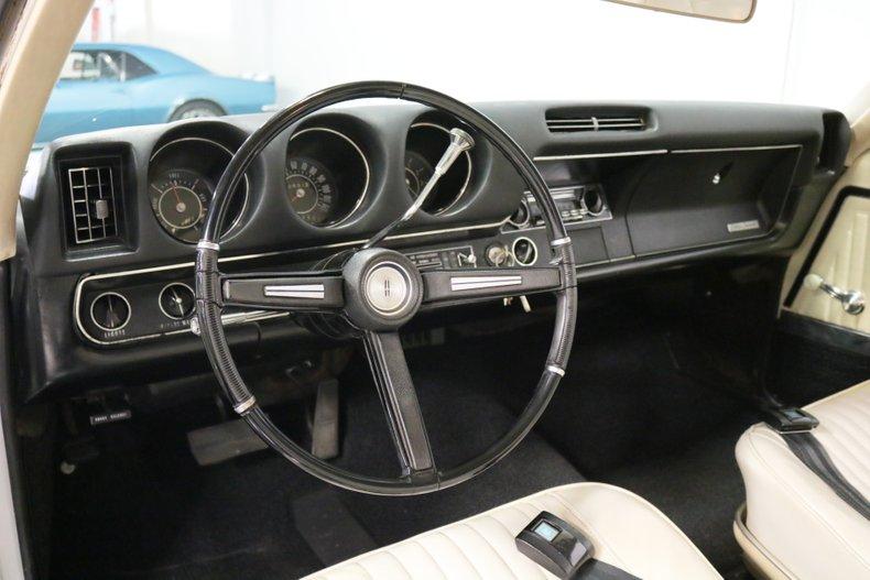 1968 Oldsmobile Cutlass 48