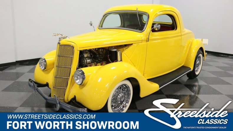 1935 Ford 3-Window For Sale