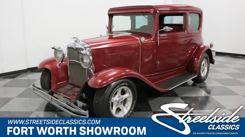 For Sale: 1931 Chevrolet Coupe