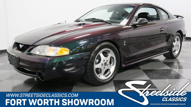 For Sale: 1996 Ford Mustang