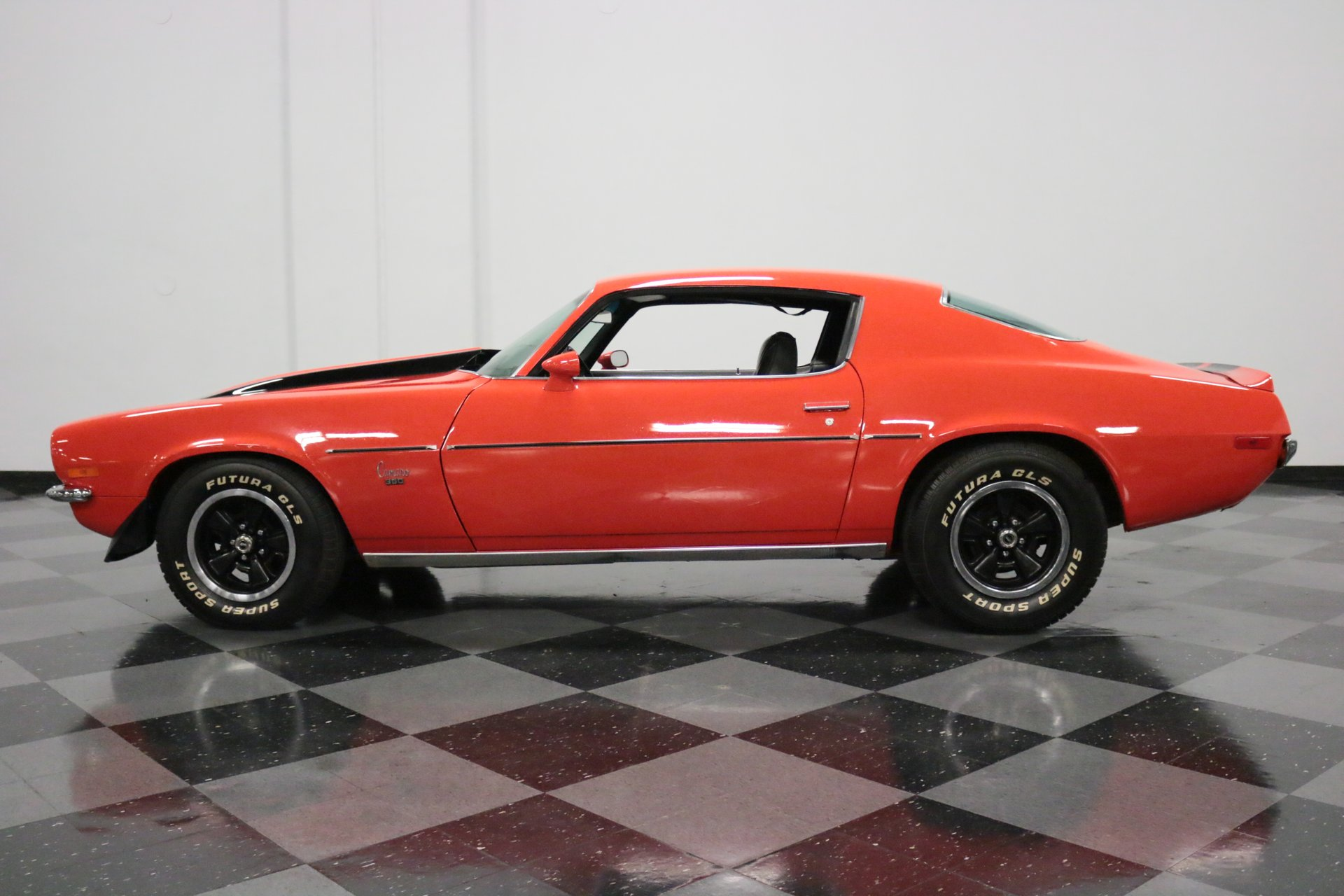 1973 chevrolet camaro z 28 tribute