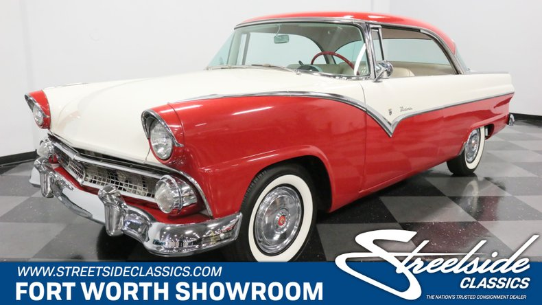 1955 Ford Fairlane | Streetside Classics - The Nation's