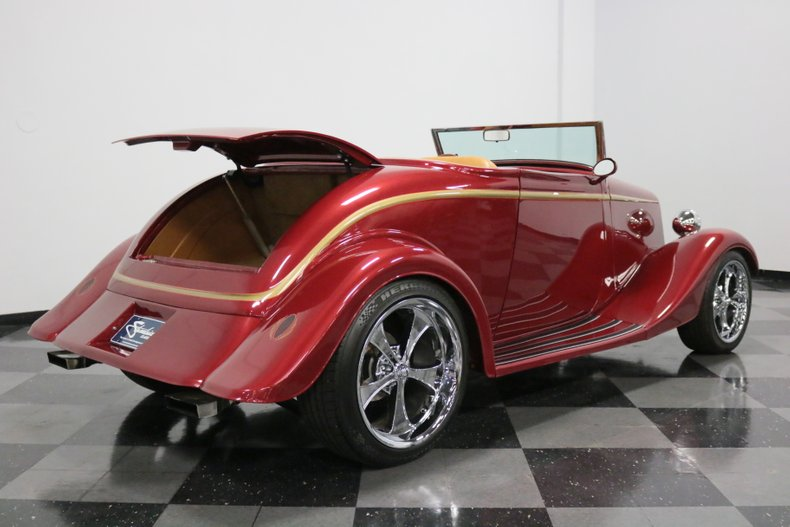 1934 Ford Cabriolet 46