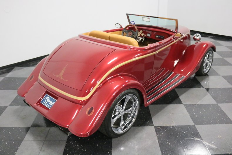1934 Ford Cabriolet 34