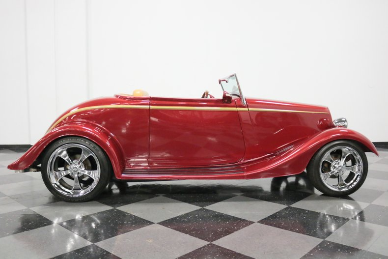 1934 Ford Cabriolet 38