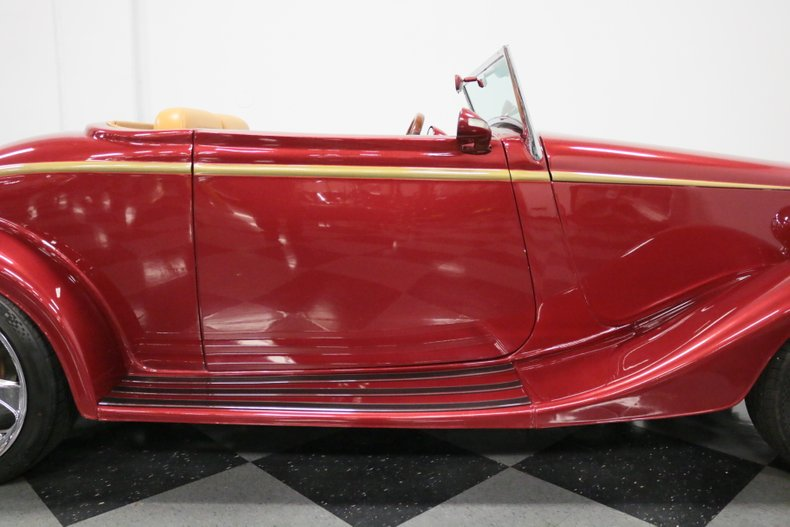 1934 Ford Cabriolet 40