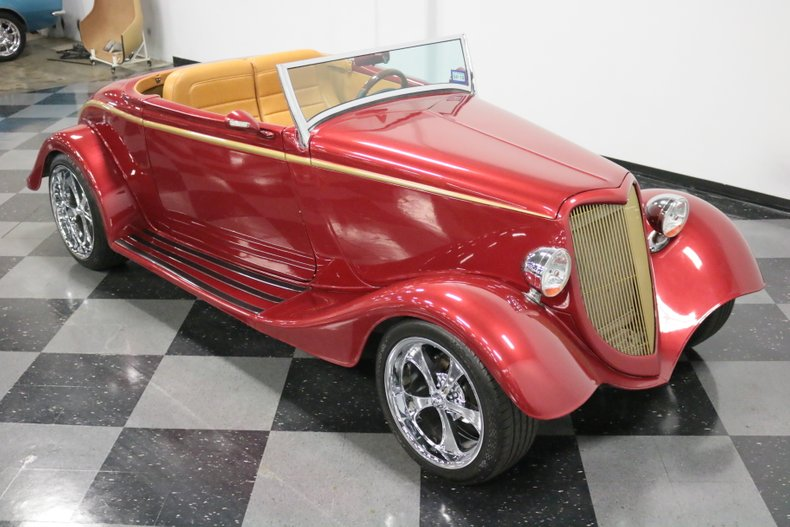 1934 Ford Cabriolet 78