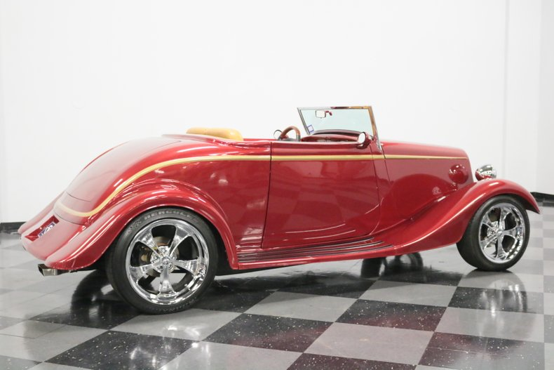 1934 Ford Cabriolet 14