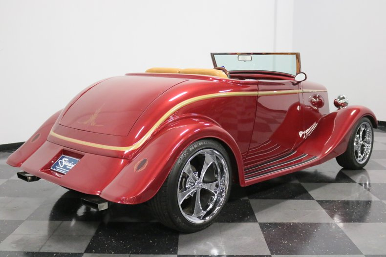 1934 Ford Cabriolet 13