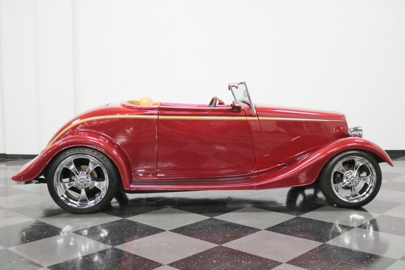 1934 Ford Cabriolet 15