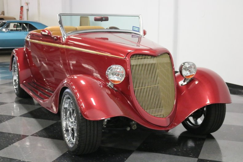1934 Ford Cabriolet 18