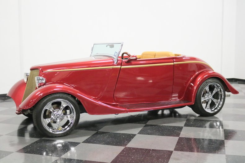 1934 Ford Cabriolet 6