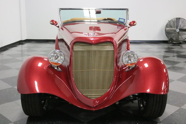 1934 Ford Cabriolet 19