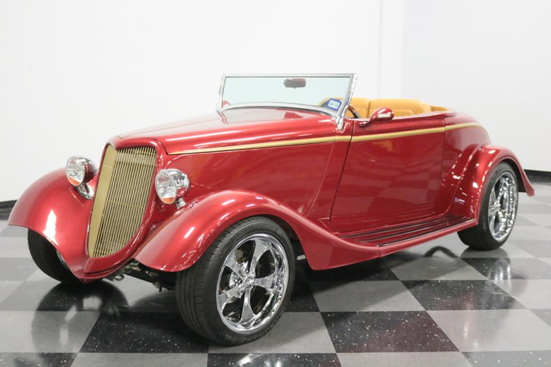 1934 Ford Cabriolet 5
