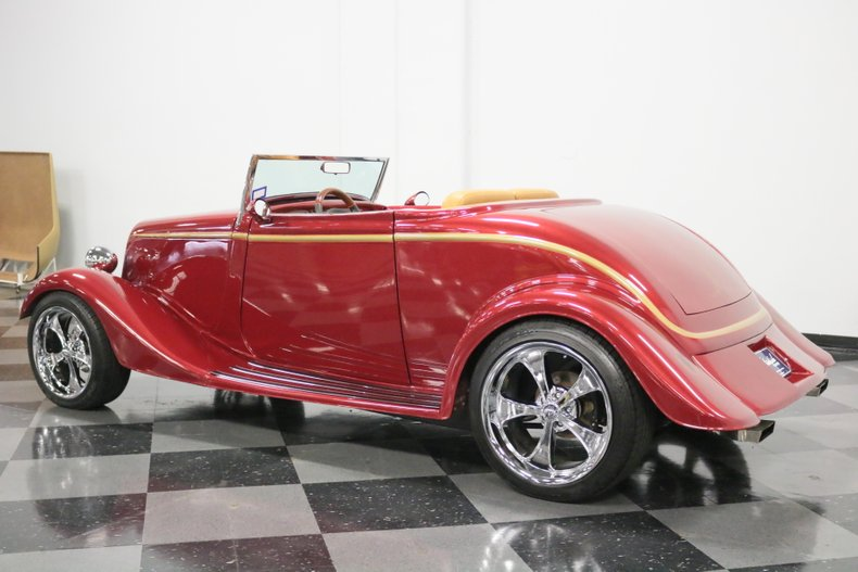 1934 Ford Cabriolet 8