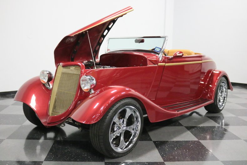 1934 Ford Cabriolet 43