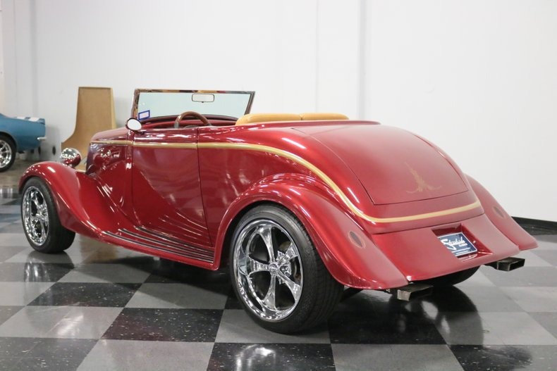 1934 Ford Cabriolet 9