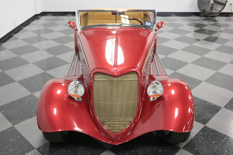 1934 Ford Cabriolet 26