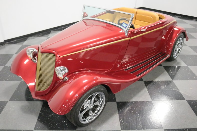 1934 Ford Cabriolet 21