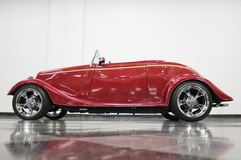 1934 Ford Cabriolet 29