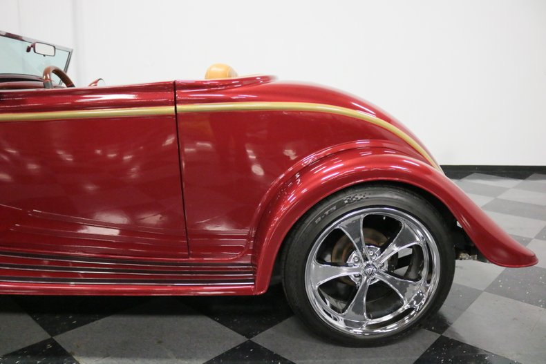 1934 Ford Cabriolet 32