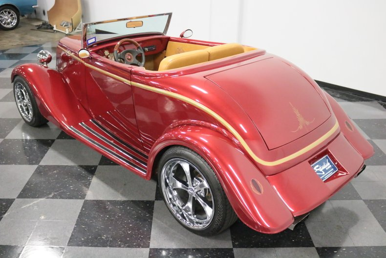 1934 Ford Cabriolet 79