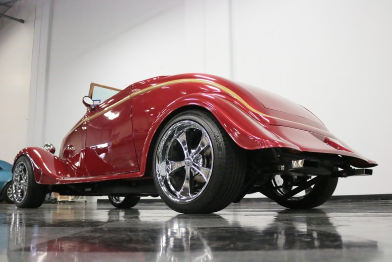 1934 Ford Cabriolet 33