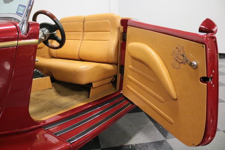 1934 Ford Cabriolet 50