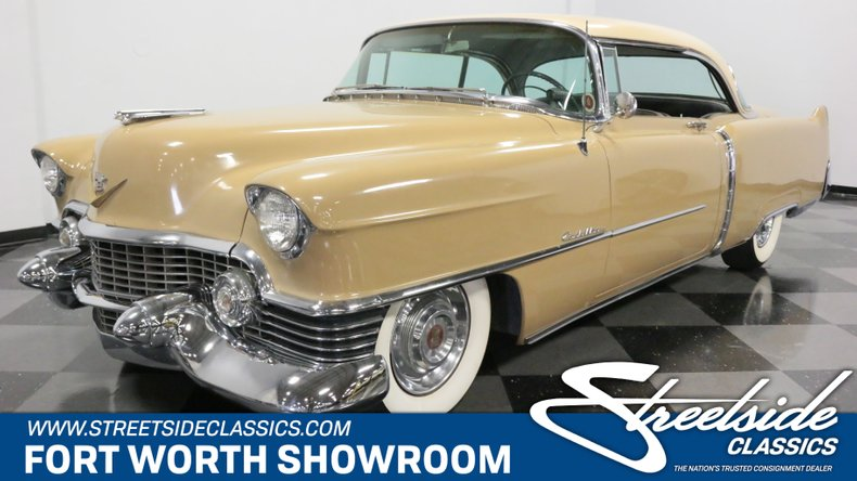 For Sale: 1954 Cadillac Series 62