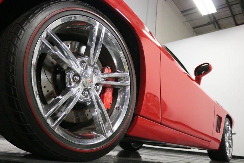 2008 Chevrolet Corvette 37