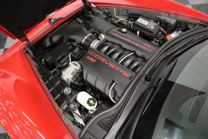 2008 Chevrolet Corvette 45