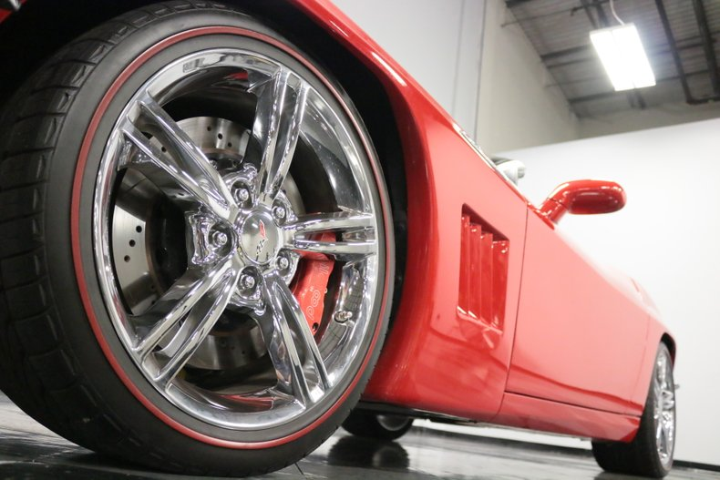 2008 Chevrolet Corvette 28