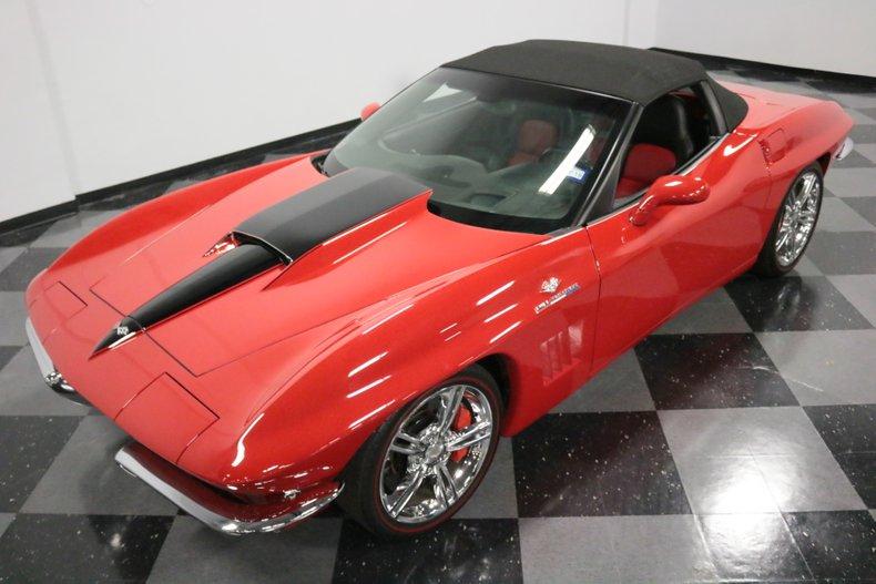 2008 Chevrolet Corvette 22